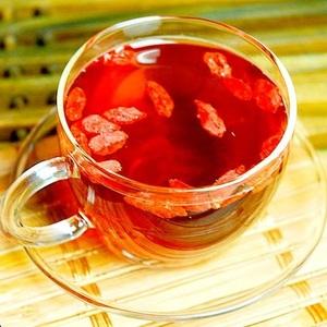 Чай с ягодами годжи для похудения - рецепты