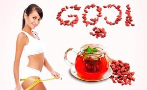 Чай с ягодами годжи - как действует
