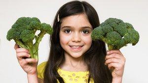Брокколи для детей фото
