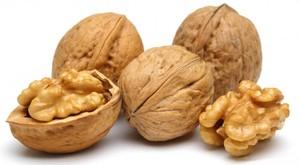 Грецкие орехи горсть фото
