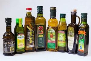 Оливковое масло на тощак