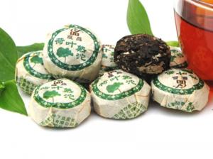 Чай пуэр представлен в продаже несколькими сортами