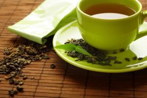 Для похудения пейте зеленый чай охлажденным и без сахара