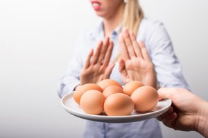 Аллергия на яйца и другие противопоказания