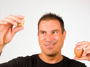 Сырые яйца для мужчин - польза для потенции