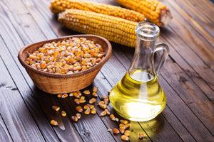В чем польза кукурузного масла