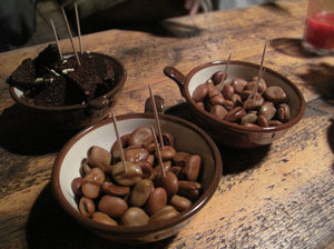 Засолка и мариновка бобов