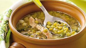 Горох - суп или пюре