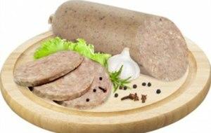 Виды ливерной колбасы