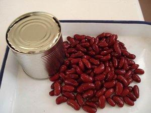 Пищевая ценность красной фасоли
